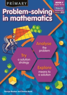 Primary Problem-solving in Mathematics : Analyse, Try, Explore Bk.F, Paperback Book