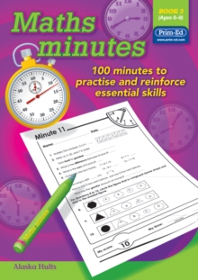 Maths Minutes : Book 3, Paperback Book
