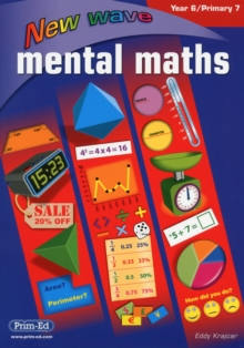 NEW WAVE MENTAL MATHS YEA6 PRIMARY7,  Book