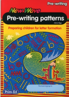 New Wave Pre-Writing Patterns Workbook : Preparing Children for Letter Formation, Paperback Book