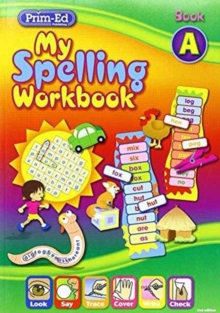 My Spelling Workbook : Book A, Book Book