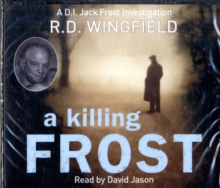 A Killing Frost : (Di Jack Frost Book 6), CD-Audio Book