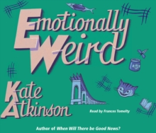 Emotionally Weird, CD-Audio Book