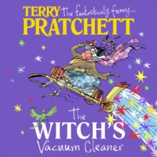 The Witch's Vacuum Cleaner : And Other Stories, CD-Audio Book