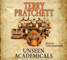 Unseen Academicals : (Discworld Novel 37), CD-Audio Book