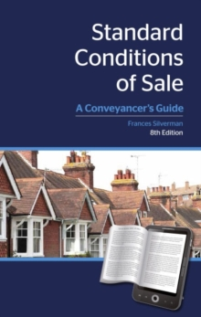 Standard Conditions of Sale, Paperback / softback Book