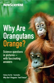 Why are Orangutans Orange? : Science Puzzles in Pictures - With Fascinating Answers, Paperback Book