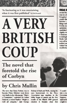 A Very British Coup, Paperback Book