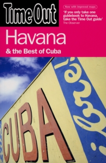 """Time Out"" Havana, Paperback Book"