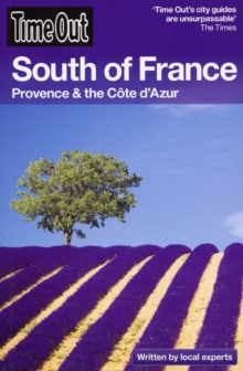 Time Out South of France, Paperback Book