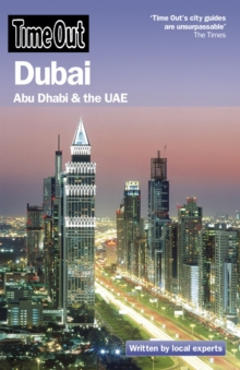 Time Out Dubai, Paperback Book
