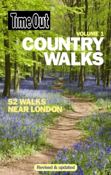 Time Out Country Walks Near London Volume 1, Paperback Book