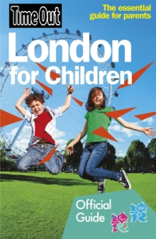 Time Out London for Children, Paperback / softback Book
