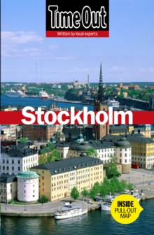 Time Out Stockholm City Guide, Paperback Book