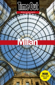 Time Out Milan City Guide, Paperback Book