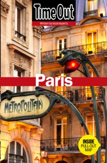 Time Out Paris City Guide, Paperback Book