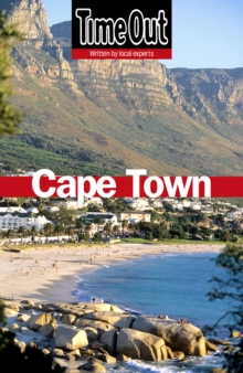 Time Out Cape Town City Guide, Paperback Book