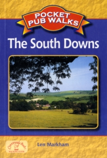 Pocket Pub Walks the South Downs, Paperback Book