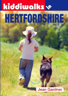 Kiddiwalks in Hertfordshire, Paperback Book