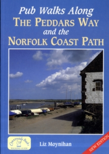 Pub Walks Along the Peddars Way and the Norfolk Coast Path, Paperback / softback Book