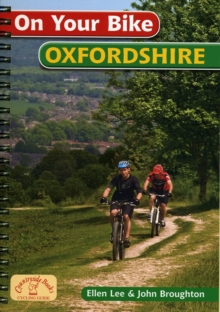 On Your Bike Oxfordshire, Spiral bound Book