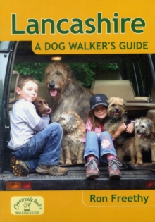 Lancashire: A Dog Walker's Guide, Paperback Book