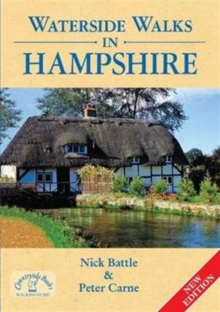 Waterside Walks in Hampshire, Paperback Book
