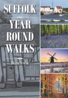 Suffolk Year Round Walks, Paperback / softback Book