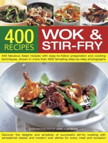 Best-Ever Book of Wok and Stir-Fry Cooking, Paperback / softback Book