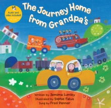 The Journey Home from Grandpa's, Wallet or folder Book
