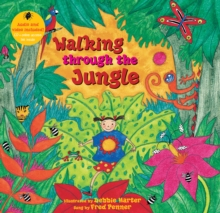Walking Through the Jungle, Wallet or folder Book