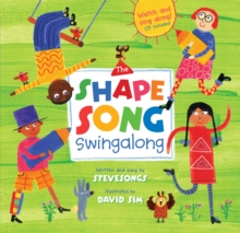 The Shape Song Swingalong, Mixed media product Book