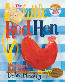 The Little Red Hen, Mixed media product Book