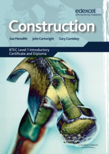 Construction: BTEC Level 1 Introductory Certificate and Diploma, Paperback Book