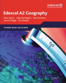 Edexcel A2 Geography, Mixed media product Book