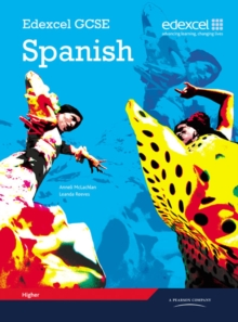 Edexcel GCSE Spanish Higher Student Book, Paperback / softback Book