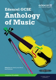Edexcel GCSE Music Anthology, Paperback / softback Book
