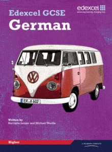Edexcel GCSE German Higher Student Book, Paperback / softback Book
