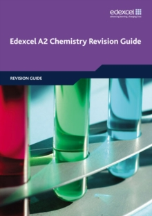 Edexcel A2 Chemistry Revision Guide, Paperback Book