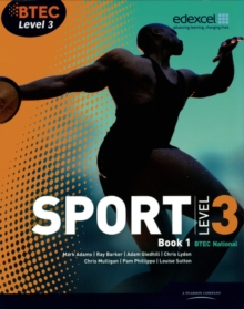BTEC Level 3 National Sport Book 1, Paperback Book