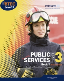 BTEC Level 3 National Public Services Student Book, Paperback Book