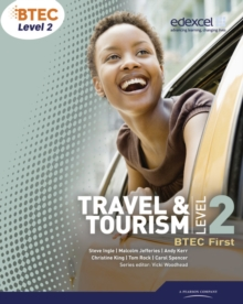 BTEC Level 2 First Travel and Tourism Student Book, Paperback / softback Book
