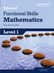 Edexcel Functional Skills Mathematics Level 1 Student Book, Paperback / softback Book