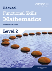 Edexcel Functional Skills Mathematics Level 2 Student Book, Paperback Book