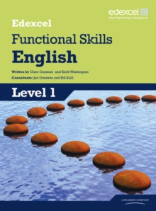 Edexcel Level 1 Functional English Student Book, Paperback Book