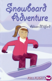Snowboard Adventure, Paperback Book
