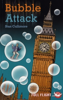 Bubble Attack, Paperback Book