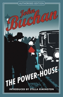 The Power House, Paperback Book