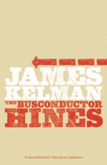 Busconductor Hines, Paperback Book