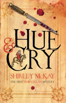 Hue & Cry : A Hew Cullen Mystery, Paperback Book